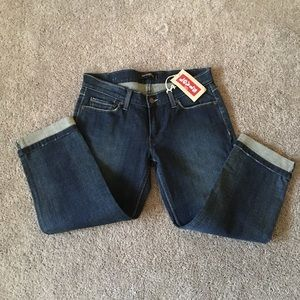 levis too superlow 524 Ankle Jeans